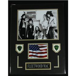 Fleetwood Mac Custom Matted 12x16 Photo Display Piece
