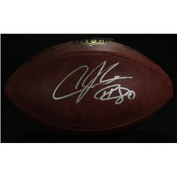 Andre Johnson Signed NFL Game Ball (PSA COA)