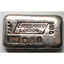 Silver ART BARS. Back in the seventy's this was a hot collectible. This