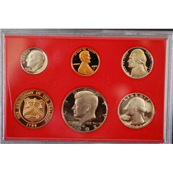 1982-S US Mint Proof Set; EST. $5-10