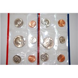 1986 US Mint Coin Set; P&D Mints; UNC; EST. $5-7