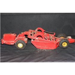 "HEILINER EARTH MOVER BY MODEL - 29"" LONG X 8.5"" WIDE"