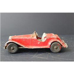 ALL METAL HUBLEY SPORTS CAR- 9""