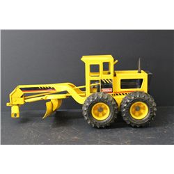 ALL METAL TONKA GRADER - NEAR MINT - 17""