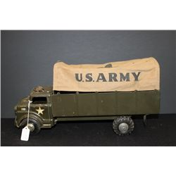 ARMY CANVAS TROOP TRUCK BY LUMAR - 18""