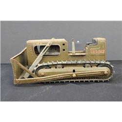 EARLY TONKA TRACK DOZER - 12""