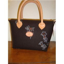 French handbag by J. Pansu Paris France