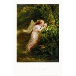 Zuber Buhler Art Print The Spirit of the Morning