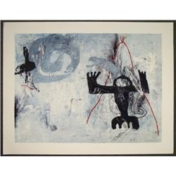 "Zhou Brothers Giclee Abstract Art Print ""Human Symbol"""