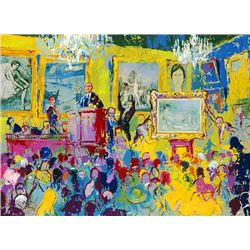LeRoy Neiman INTERNATIONAL AUCTION Signed LE Art