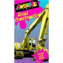 Awesome Road Construction [VHS] [VHS Tape] (1997)  Child's Video