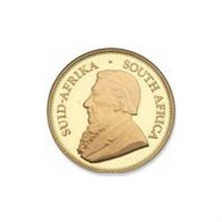 South Africa Krugerrand Half Ounce Gold Coin
