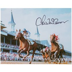 Horse Racing: Chris McCarron