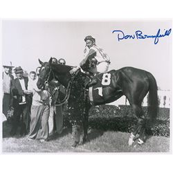 Horse Racing: Don Brumfield