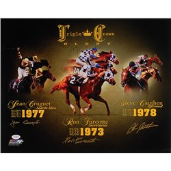 Horse Racing: Triple Crown Winners