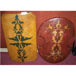 Two Shields from PRINCE OF PERSIA