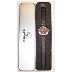 Limited Edition Jagermeister Watch in Metal Case.