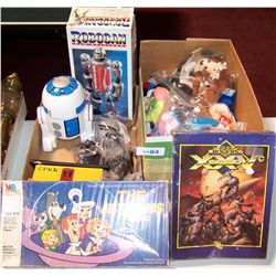 Multi-Piece Toys and Collectibles