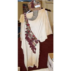 Ptolemy Character Tunic from ALEXANDER Movie.