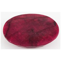 Ruby106.69ctwLoose Gemstone37x27mmOvalCut
