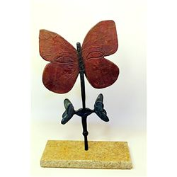Salvador Dali  Original, limited Edition Bronze -Butterfly