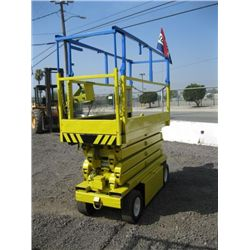 Economy Engineering CO SP 2130 Scissor Lift 500lb Capacity