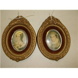 2 Victorian pictures
