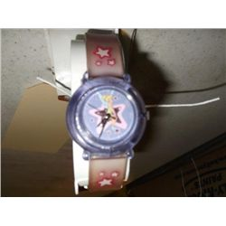 Disney Tinkerbell Watch Licensed Disney Tinkerbell Watch works and keeps good time