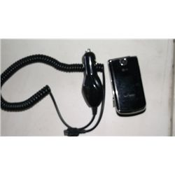 Verizon LG Cell Phone Phone and Charger