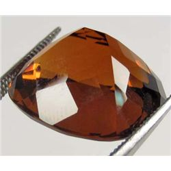 28.30 CT. AAA MADEIRA BRAIL CITRINE - CUSHION CUT