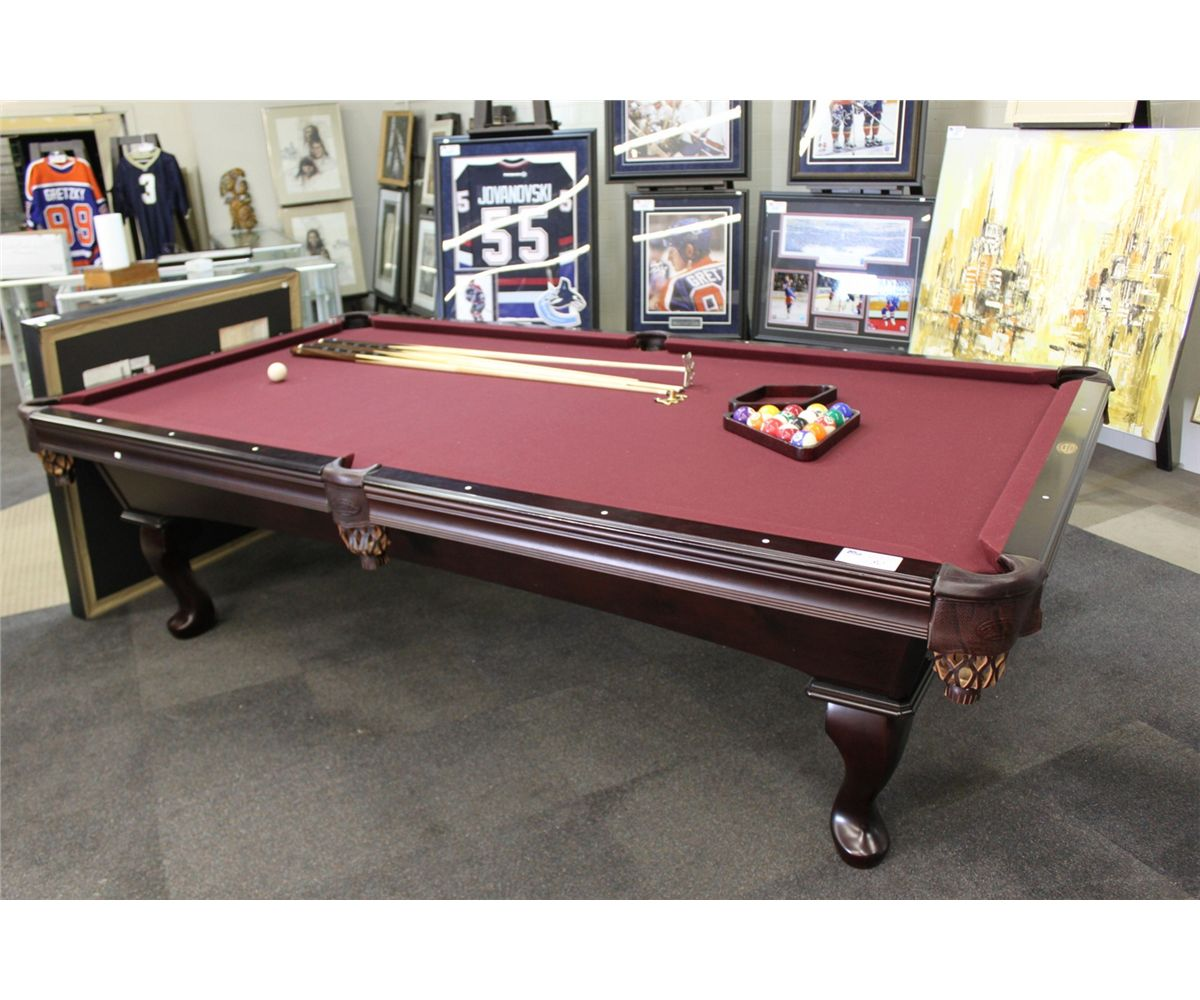 OLHAUSEN TH ANNIVERSARY ACCUFAST SLATE POOL - Olhausen 30th anniversary pool table price