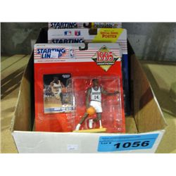 5 sports collectors action figures