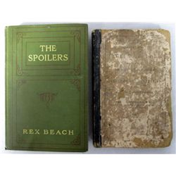 "Antique Books ""The Spoilers"" And ""English Teacher"""