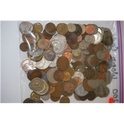 World Coins & Tokens; Various Dates, Conditions & Denominations; Lot of 200; EST. $20-30