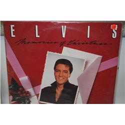 "1982 RCA Records Vinyl Album ""Elvis-Memories Of Christmas""; EST. $10-20"