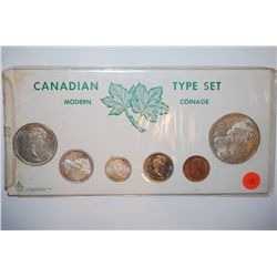 1965 Canada Mint Coin Set; Modern Coinage; EST. $30-40