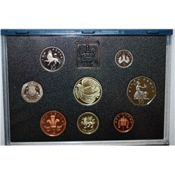1995 United Kingdom Mint Proof Coin Collection; EST. $20-30