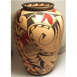 Navajo/Hopi Painted Pottery - Dee Tsinnie