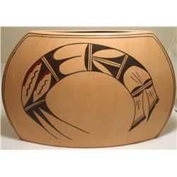 Hopi Smooth Painted Pottery - J. Robertson