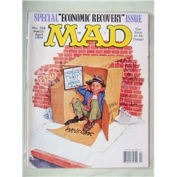 Mad Modern Age American Humor Magazine
