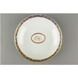 Chinese Export 18/19th Porcelain Plate