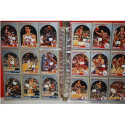 NBA Basketball Trading Cards; Various Dates, Players & Teams; Approximately 200+ Lots; EST. $10-20