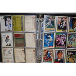 MLB Baseball Trading Cards; Various Dates, Players & Teams; Approximately 100+ Cards; EST. $10-15
