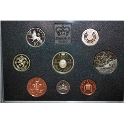 1994 United Kingdom Proof Foreign Coin Collection; EST. $10-20
