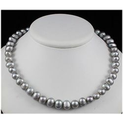 266.70ctw Philippine 10-11mm Freshwater Pearl Necklace