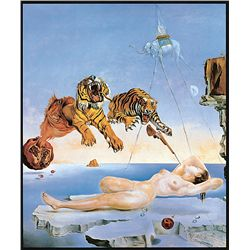 Second Before Awakening - Dali - Limited Edition on Canvas
