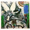 Marc Chagall Signed Limited Edition - The Large Circus