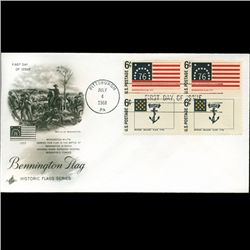 1968 US First Day 4 Block Postal Cover (STM-2767)