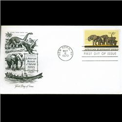 1970 US First Day Postal Cover (STM-2887)