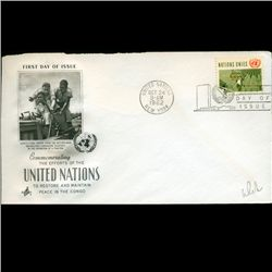 1962 UN First Day Postal Cover (STM-2381)